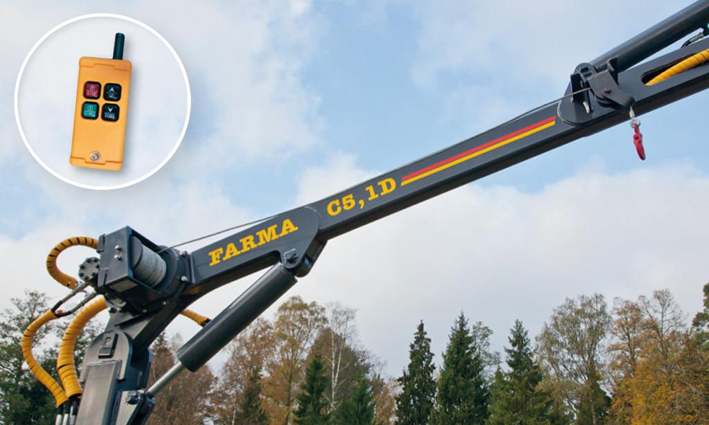 02FARMA Windenmodell RW 1300